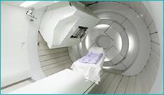 陽子線治療設備の写真