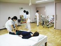 理学療法室の写真
