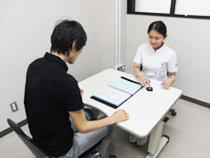 言語聴覚療法室の写真